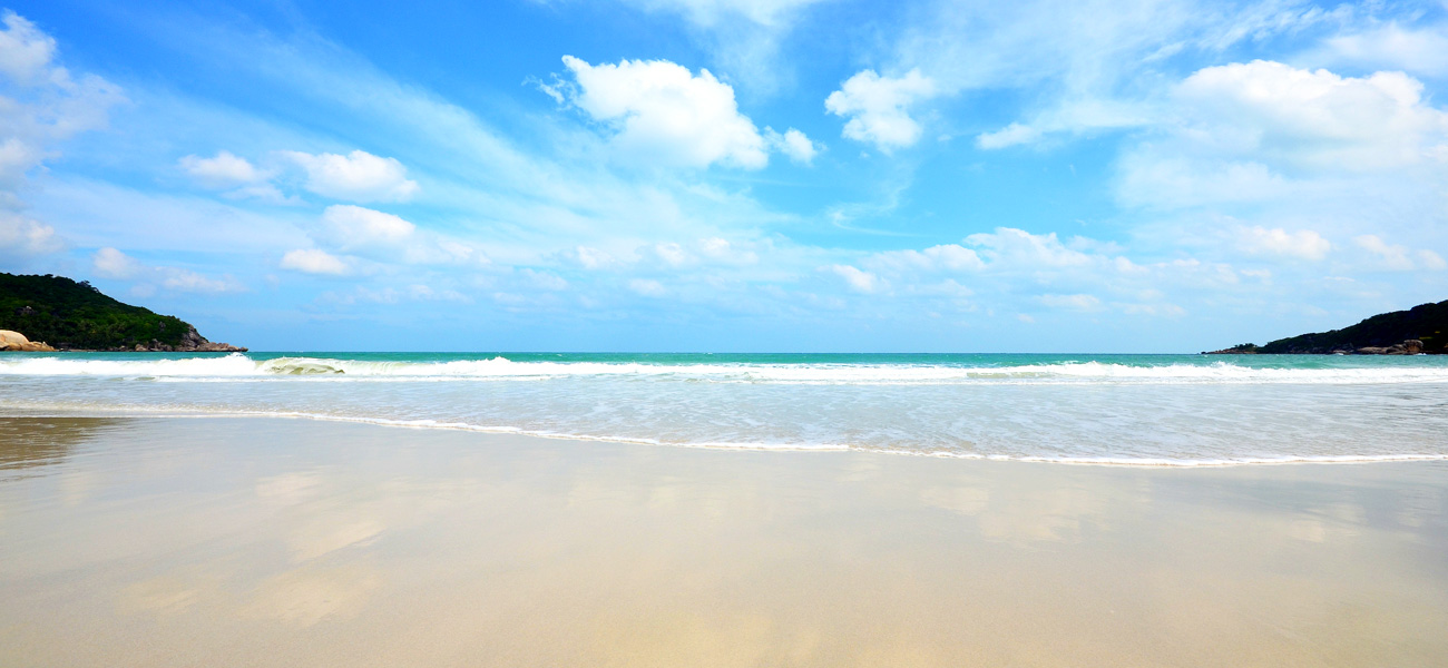BEACHES ON KOH PHANGAN - We Love Travel Guides