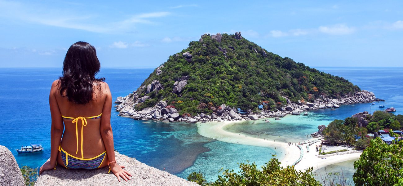 viewpoints on koh tao