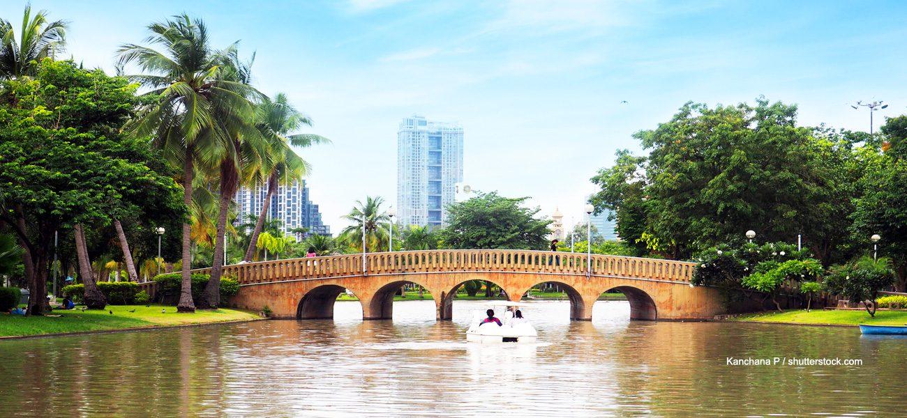 chatuchak park bangkok
