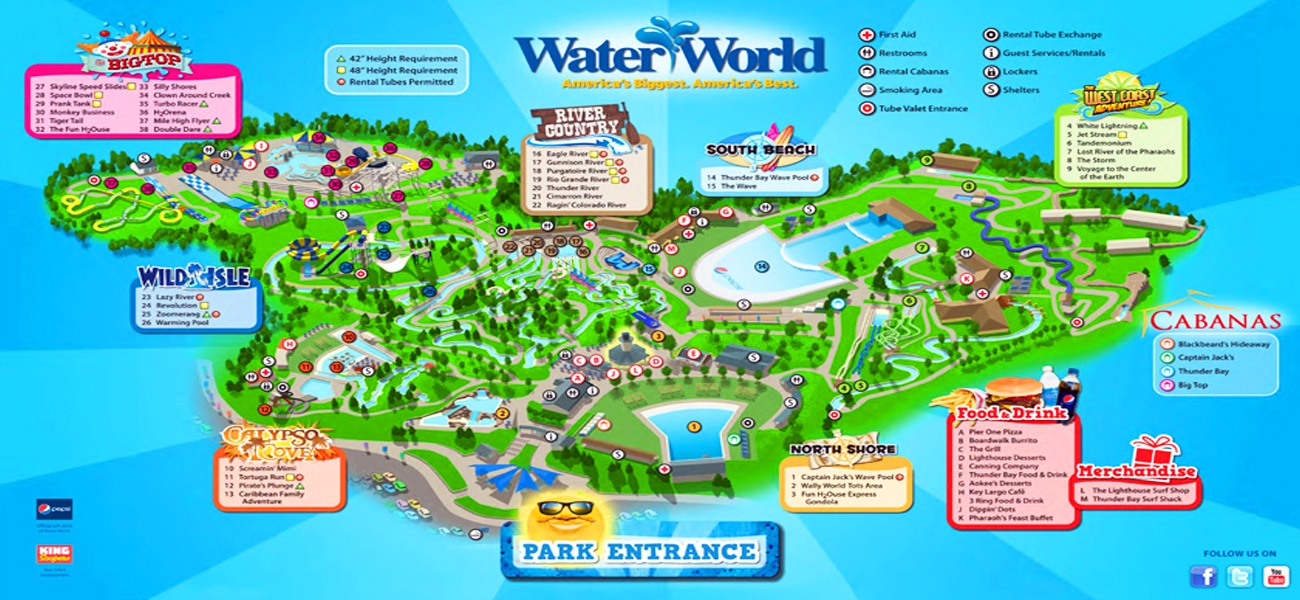 denver water world